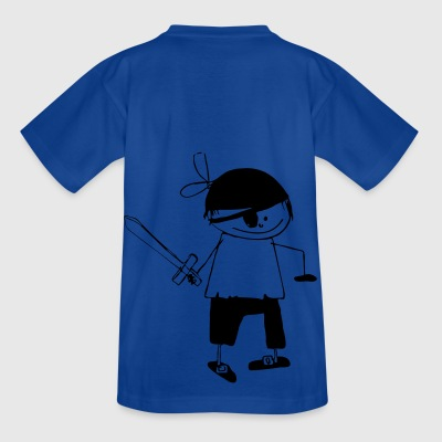 Pirate1 - Kinder T-Shirt