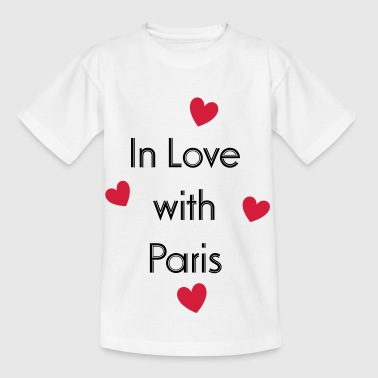 In Love With Paris - Kids' T-Shirt