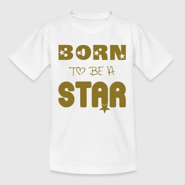 Star - T-shirt barn
