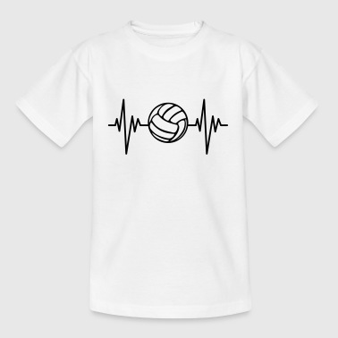 Volleyball Pulse - Kinder T-Shirt