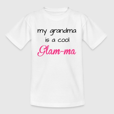 Grandma And Granddaughter Grandma - Kids' T-Shirt