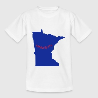 Minnesota - T-shirt barn