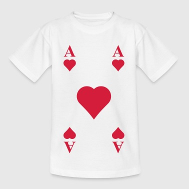 As de coeur - T-shirt Enfant