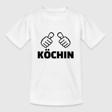 Köchin - Kinder T-Shirt