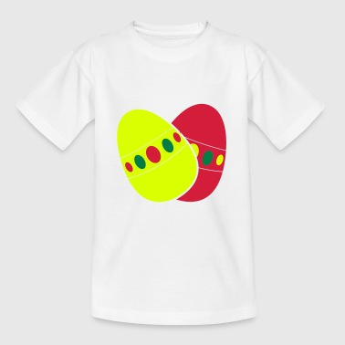 Easter Eggs Easter Eggs 3c - Kids' T-Shirt
