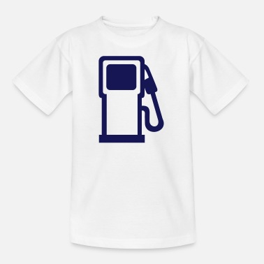 Fill Up Gas station - Kids' T-Shirt