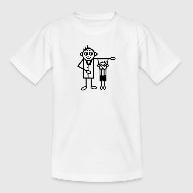 Father & Son - Kids' T-Shirt
