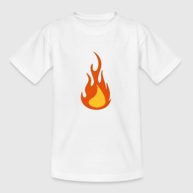 Fire / Flame - Kids' T-Shirt
