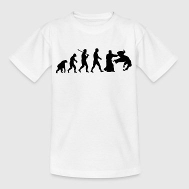 Evolution: Aïkido - Camiseta niño