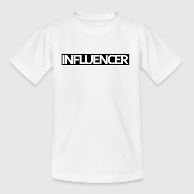 Influencer - T-shirt Enfant