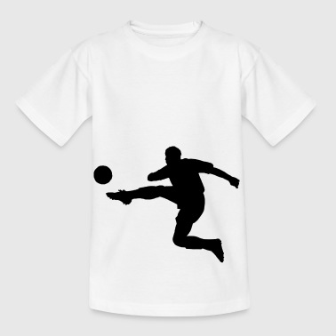Football kicker - Kids' T-Shirt