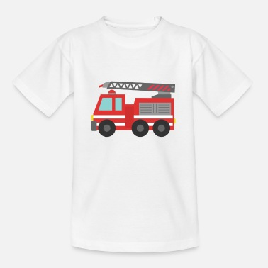Fire Fire Engine Truck - Kids' T-Shirt