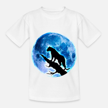 Full Moon full moon - Kids' T-Shirt