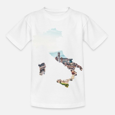 Naples Italy - Kids' T-Shirt