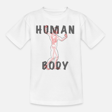 Body body - Kids' T-Shirt