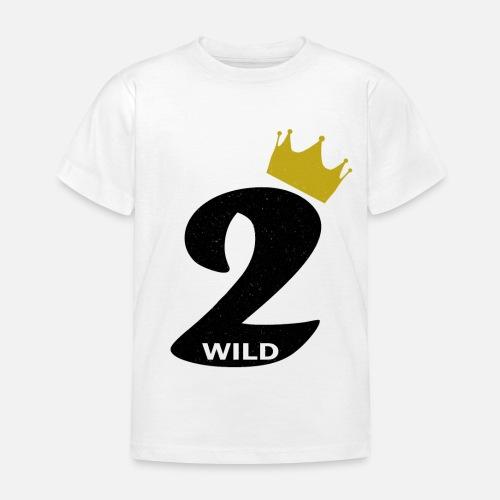 939e97fe70af2 Anniversaire deux 2 ans cadeau d anniversaire T-shirt Enfant   Spreadshirt