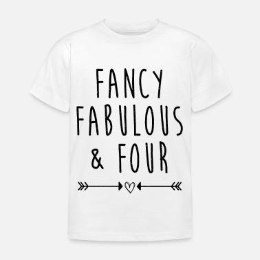 Kinderen Verjaardag T Shirts Online Bestellen Spreadshirt