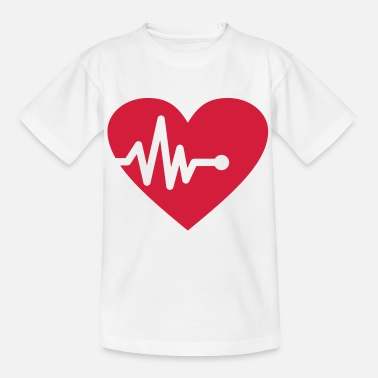 Heart Palpitations Palpitation - Kids' T-Shirt