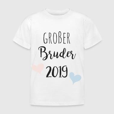 gro er bruder t shirts online bestellen spreadshirt. Black Bedroom Furniture Sets. Home Design Ideas