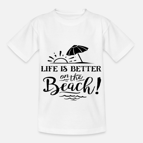 Birthday T-Shirts - summer - Kids' T-Shirt white