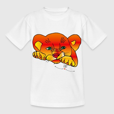 lion cub - Kids' T-Shirt