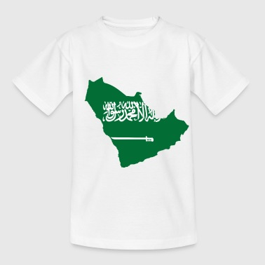 Flag of Greater Saudi Arabia - Kids' T-Shirt