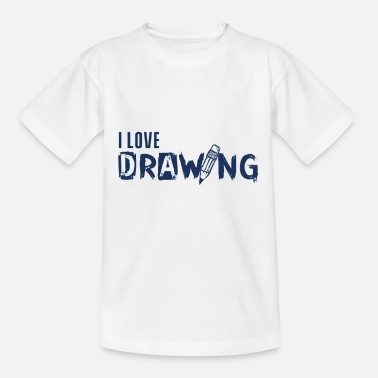 Painting To paint - Kids' T-Shirt