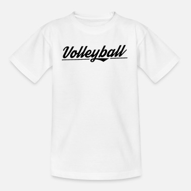 Volleyballer Team Vollyball Spieler Volleyball - Kinder T-Shirt