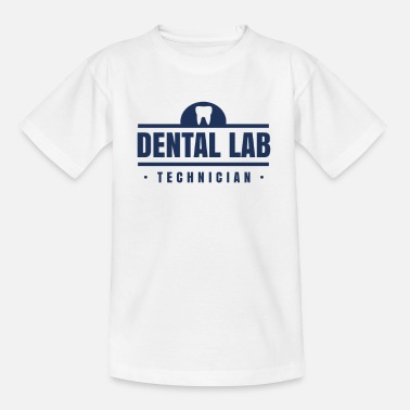Dental Technician Dad Dental Technician Dental Technician Team Dental Technician - Kids' T-Shirt