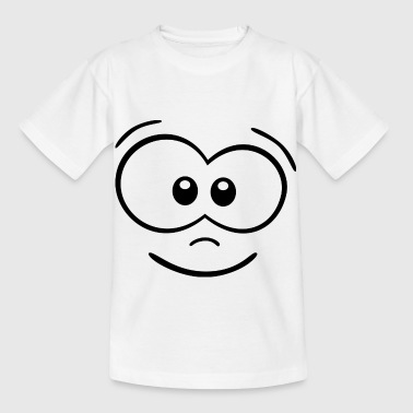 Face happy - Kids' T-Shirt