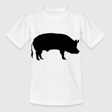 Pig / sow - Kids' T-Shirt