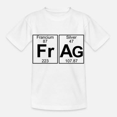 Element Fr-Ag (frag) - Full - Kids' T-Shirt