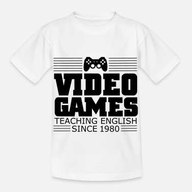 Fps videogames - Kinder T-Shirt