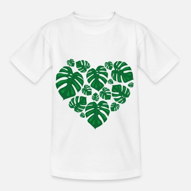 Houseplant Plant Love - Kids' T-Shirt