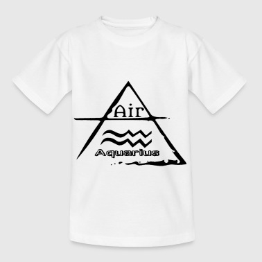 Aquarius - Kids' T-Shirt