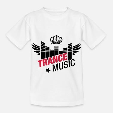 Dj trance_music_no2 - Kinder T-Shirt