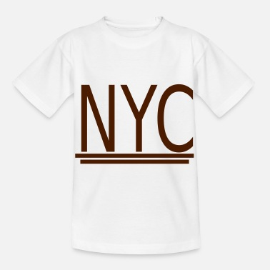 New York - Kinder T-Shirt