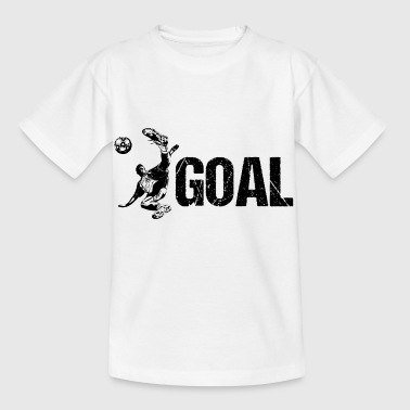 GOAL - T-skjorte for barn