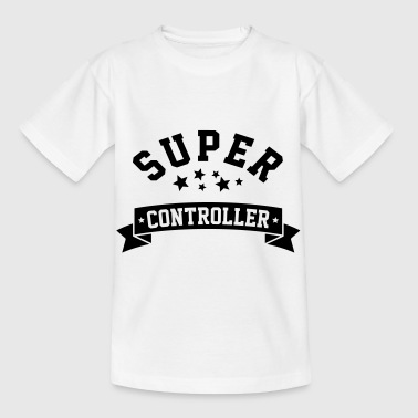 Super CONTROLLER, Controlling Finance Reporting - Camiseta niño