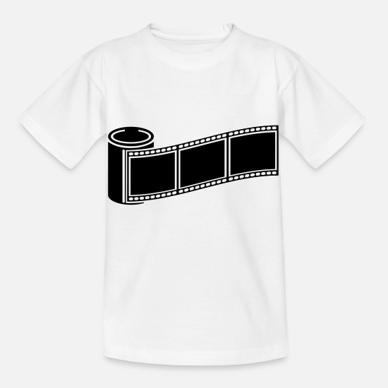 Image T-shirts - photo_retro_1_f1 - T-shirt Enfant blanc