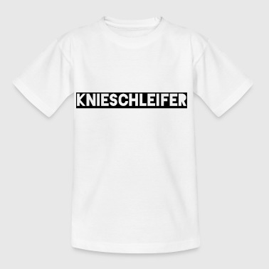knieschleifer - Kinder T-Shirt
