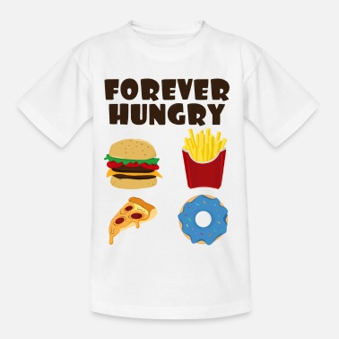 Fast Food Fast food - Kids' T-Shirt