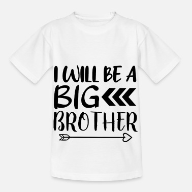 Big I'm going to be a big brother - Kids' T-Shirt