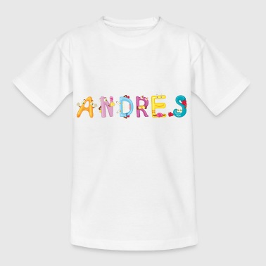 Andres - Kinder T-Shirt