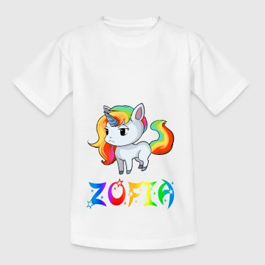 Unicorn Zofia - T-shirt Enfant