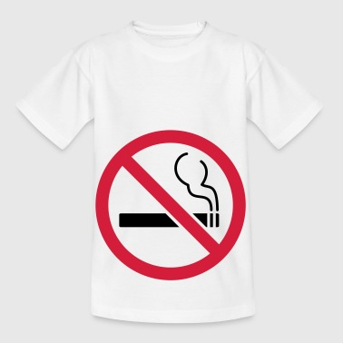 No smoking No smoking - Kids' T-Shirt