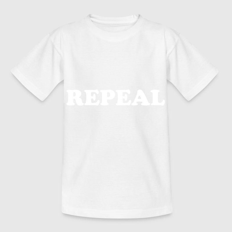 Repeal tshirt - Kids' T-Shirt