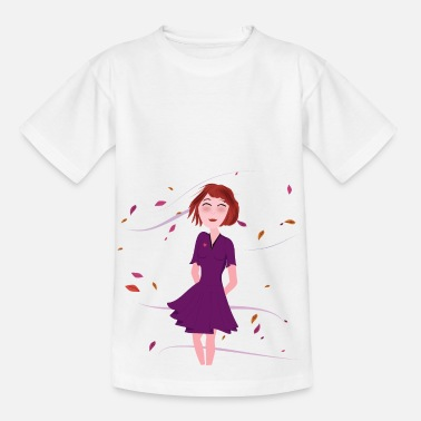 Herstwind - Kids' T-Shirt