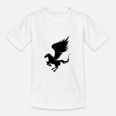 Mythologie Pégase - T-shirt Enfant