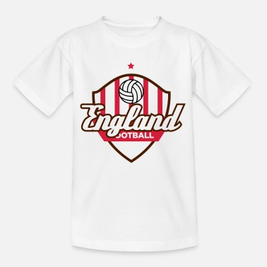 England Logo England Football Logo - Kids' T-Shirt